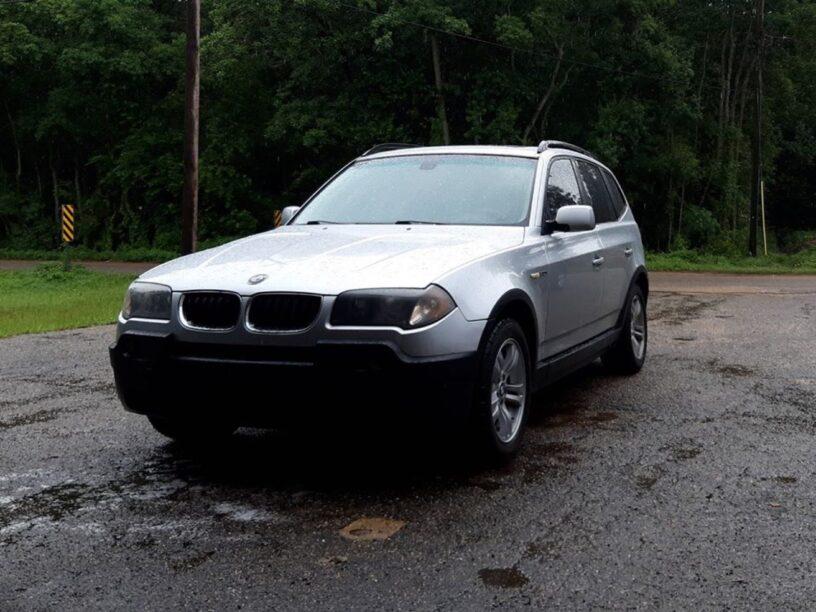BMW X3 met M3 motor