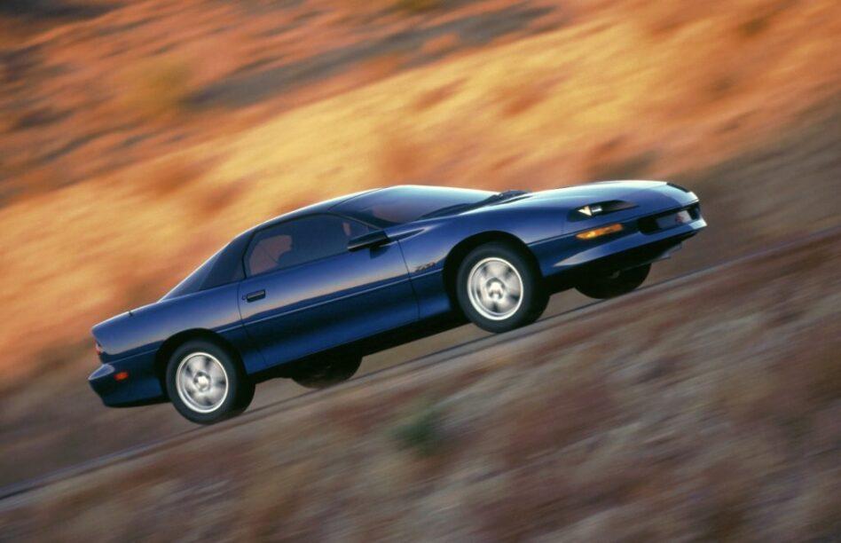 Chevrolet Camaro Z28 '94