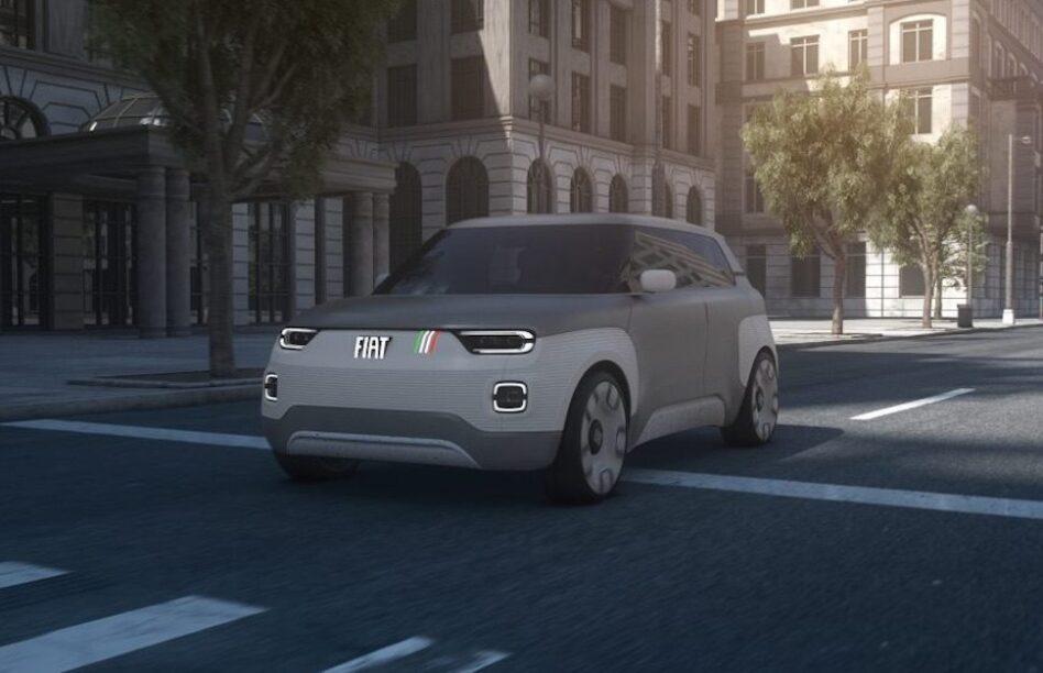 Fiat elektrische Panda