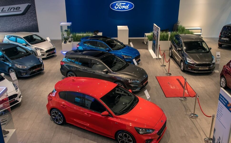 Ford Perfomance Center in Weert