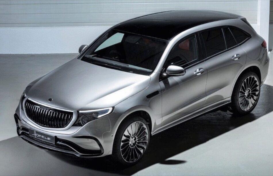 Mercedes EQC Hofele