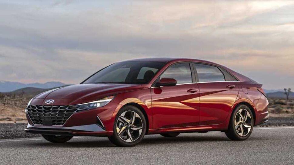 Nieuwe Hyundai Elantra met fris familiegezicht