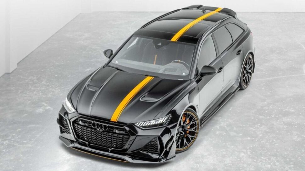 Mansory RS6