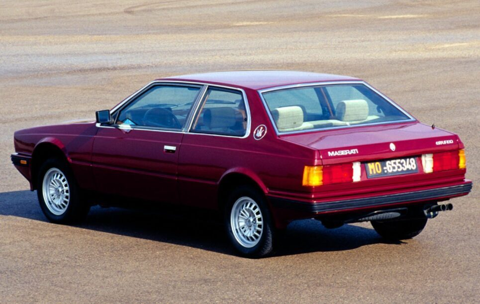 Maserati Biturbo Coupé (AM331) '82