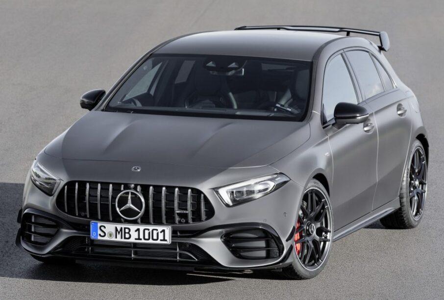 Mercedes-AMG A45S