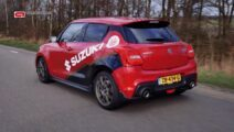 suzuki Swift sport wrap