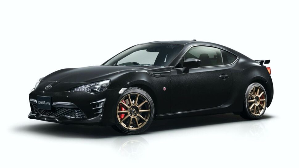 Toyota 86 Black Limited