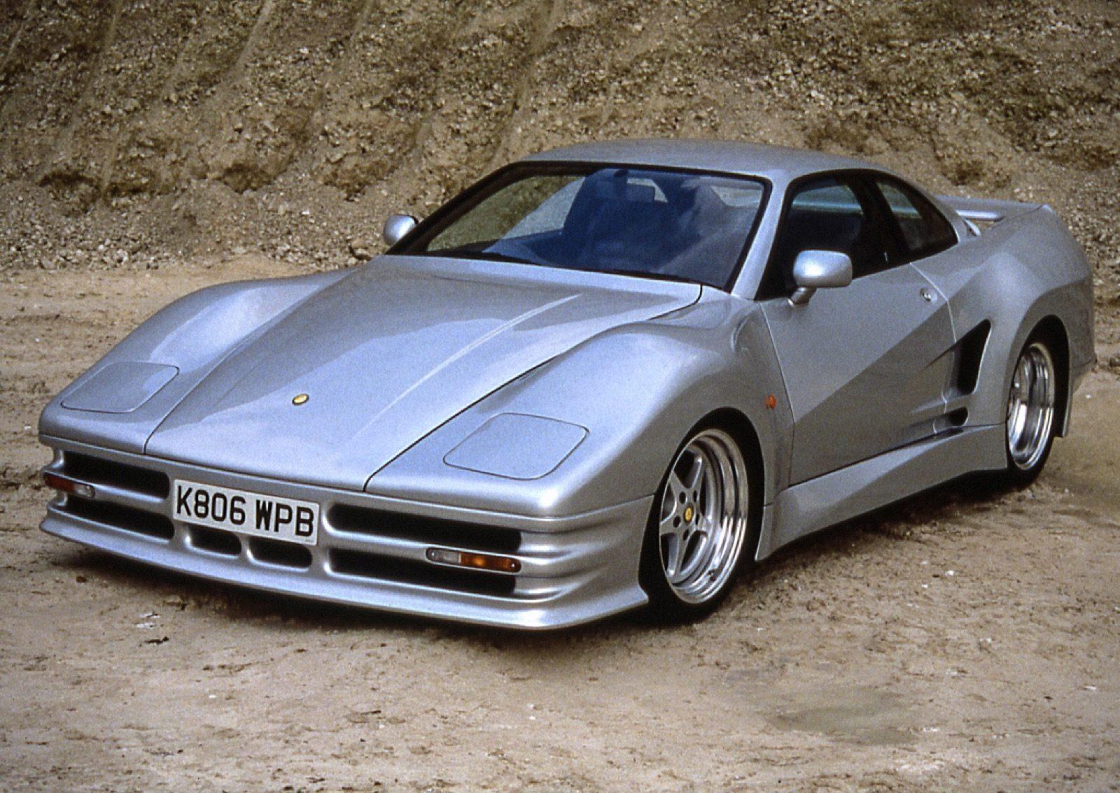 jaren '90 supercars - Lister Storm