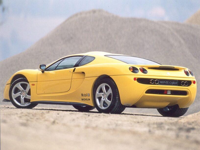 jaren '90 supercars - Mega Monte Carlo