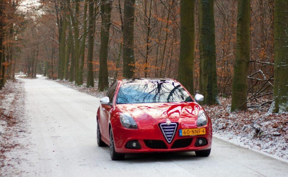 De Alfa Romeo Giulietta QV