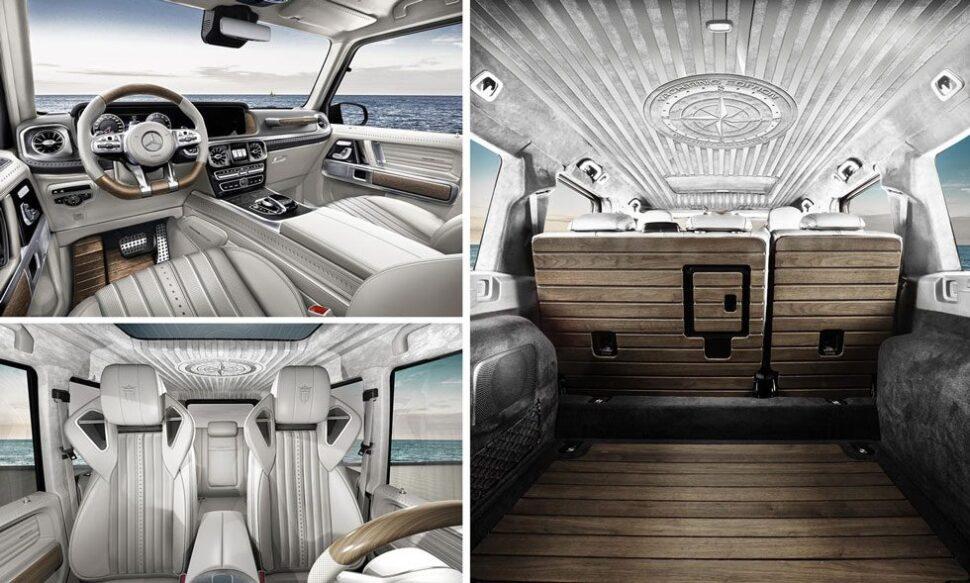 Carlex G-klasse G-Yachting Edition