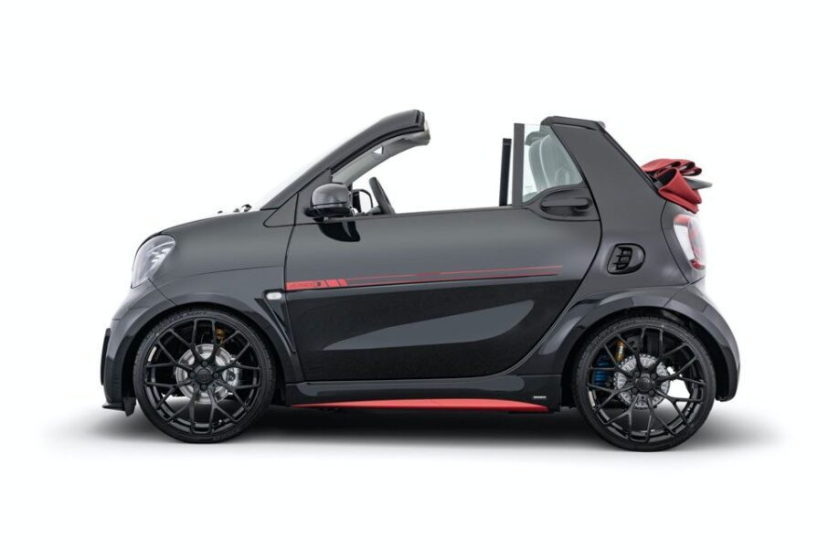 Smart Fortwo EQ Brabus Ultimate E