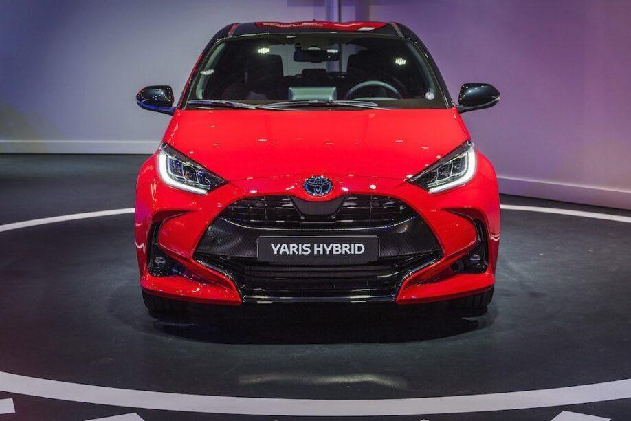Nieuwe Toyota Yaris: dit zijn de prijzen