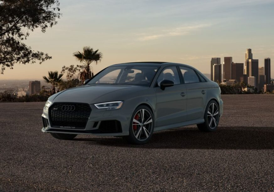 Audi RS3 Nardo Edition