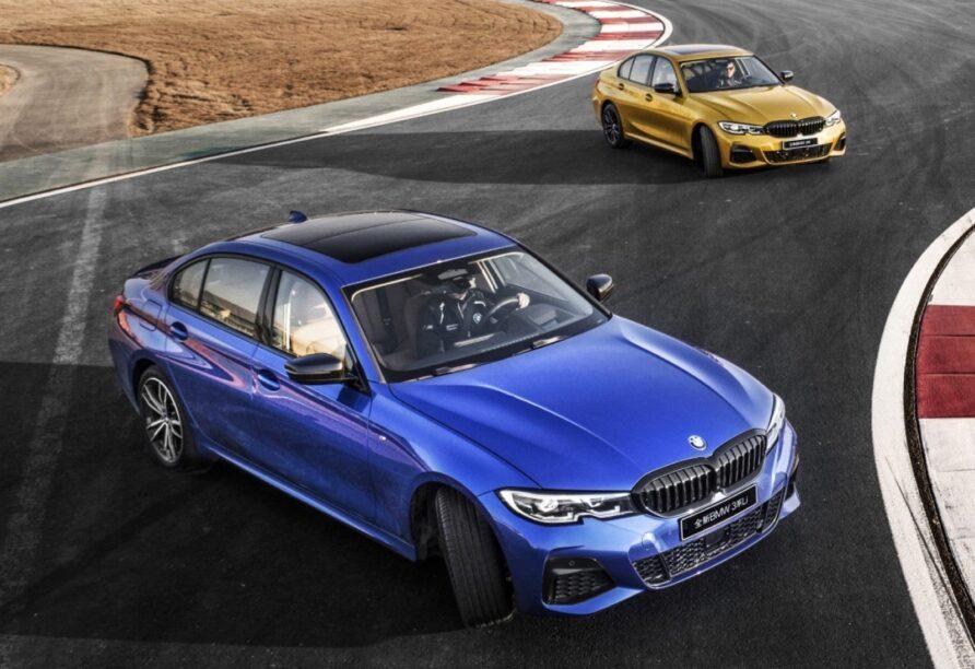 BMW verkoopcijfers onderuit