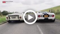Ford GT vs Ford GT40