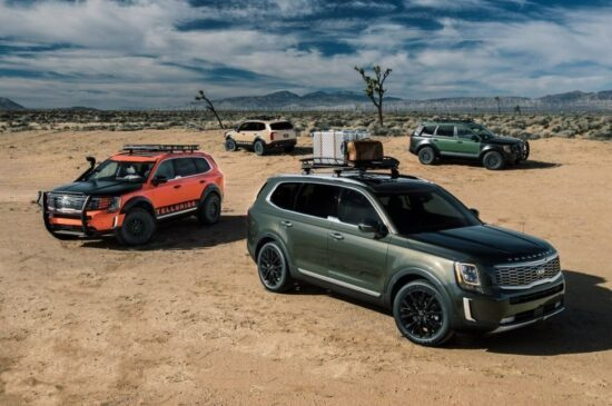 Kia Telluride World Car of the Year