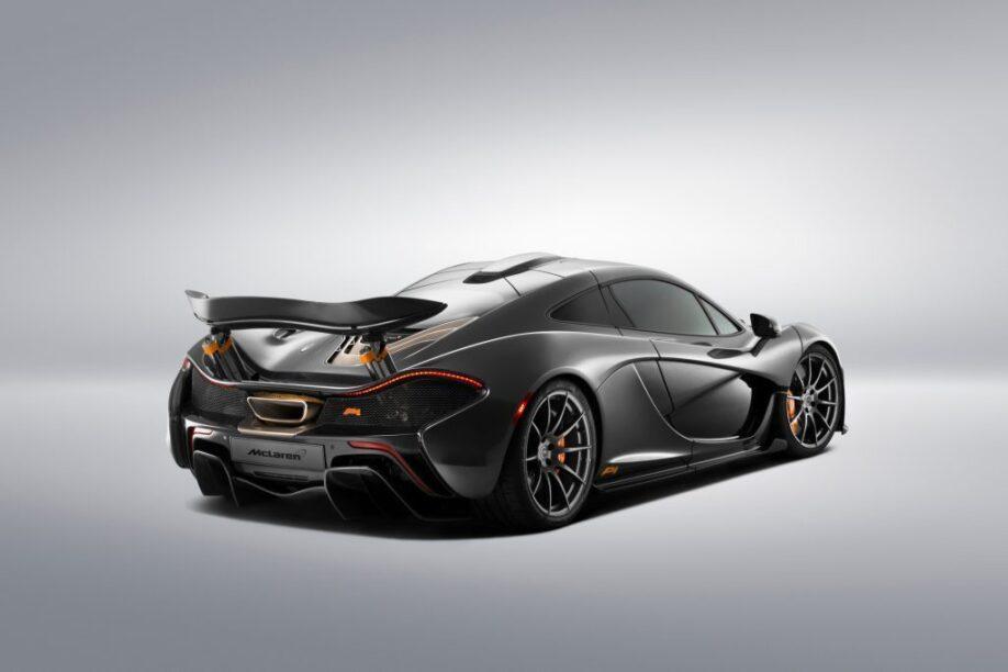 McLaren P1 MSO '15