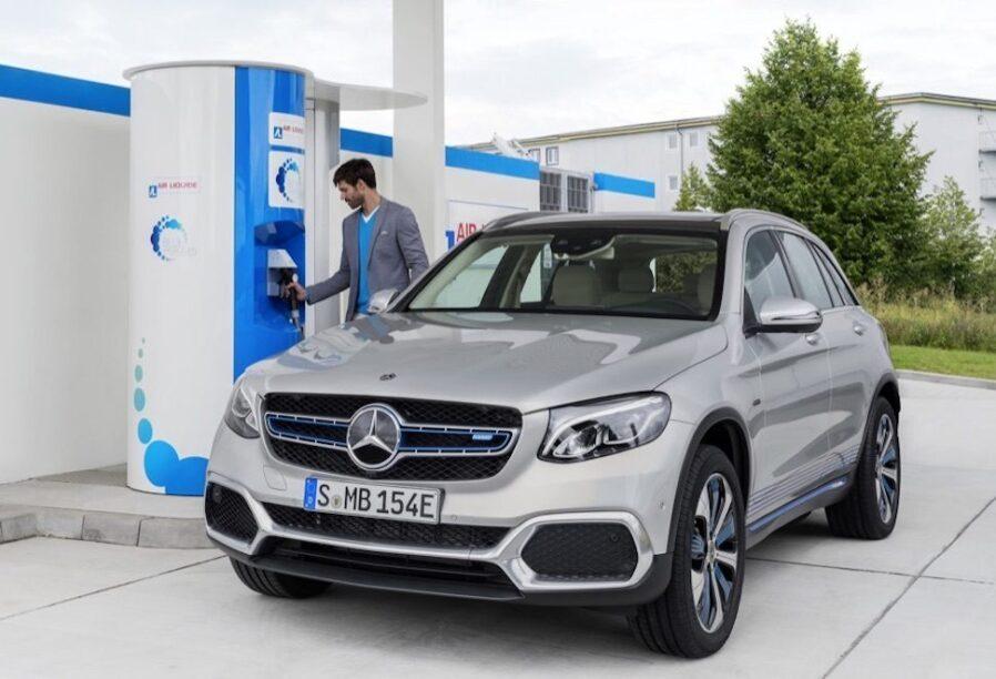 Daimler stopt met waterstof