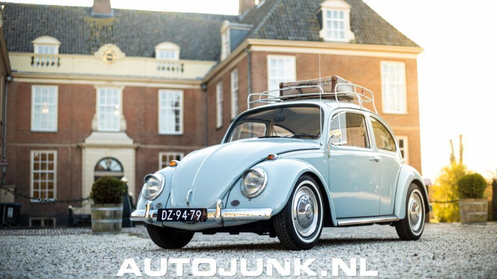 Autojunk foto van de maand Volkswagen Kever
