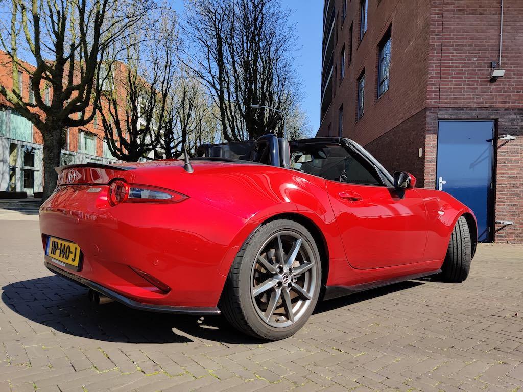 Mazda MX-5 ND achterkant