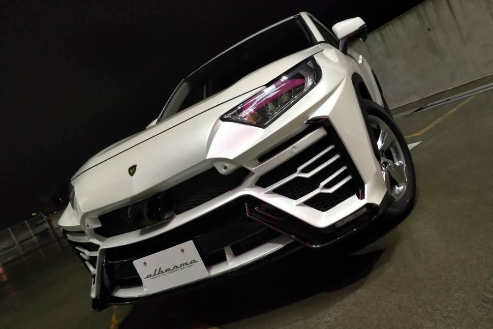 Toyota RAV4 Urus