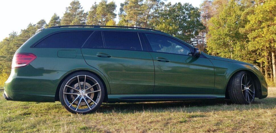 Renntech E63 AMG