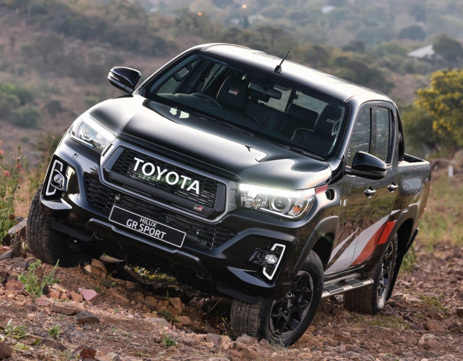 Toyota Hilux GR Sport Dubb