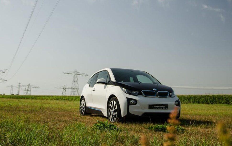 BMW i3 elektrische auto occasion