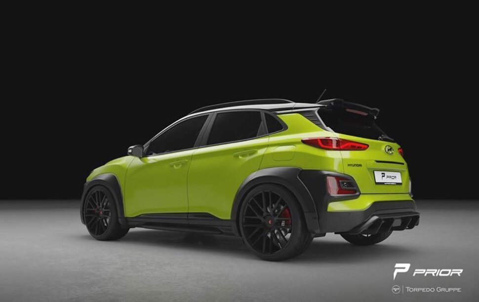 Hyundai Kona Prior Design