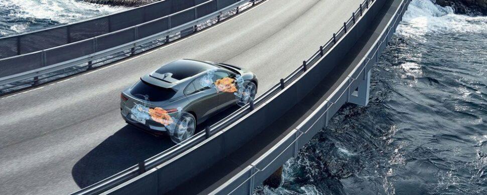 Jaguar I-Pace, een elektrische auto