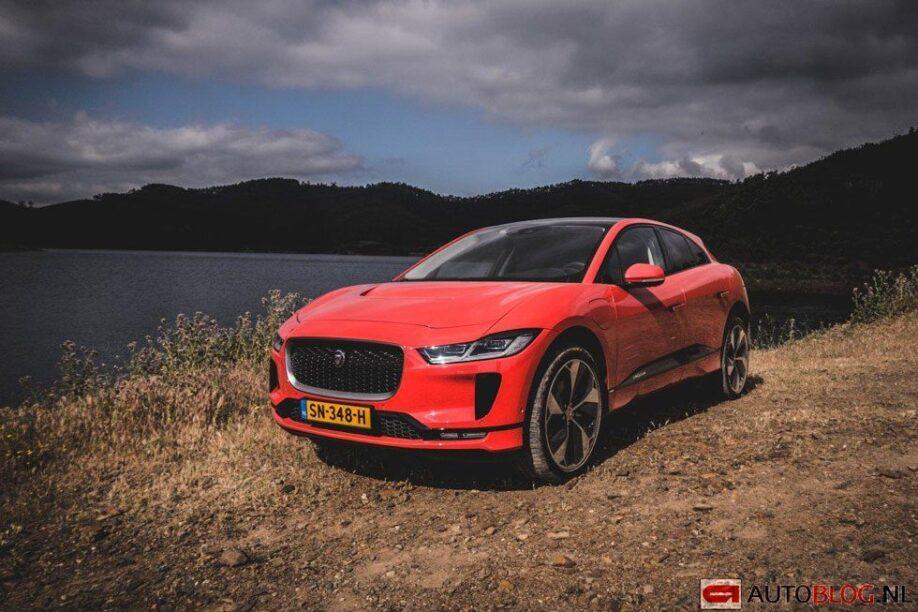 Jaguar I-Pace, een elektrische auto met een trekhaak