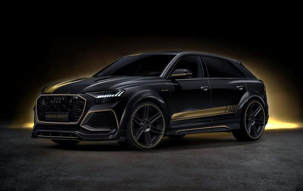 Manhart Audi RS Q8