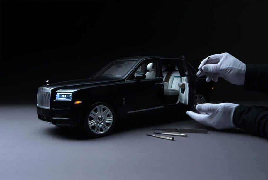 Rolls-Royce Cullinan schaalmodel