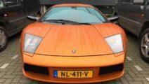 Lamborghini kenteken mysterie