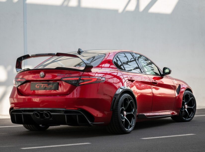 Giulia GTAm alternatieven