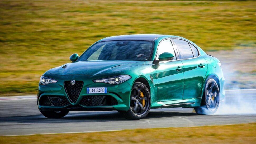 Vernieuwde Alfa Giulia Quadrifoglio
