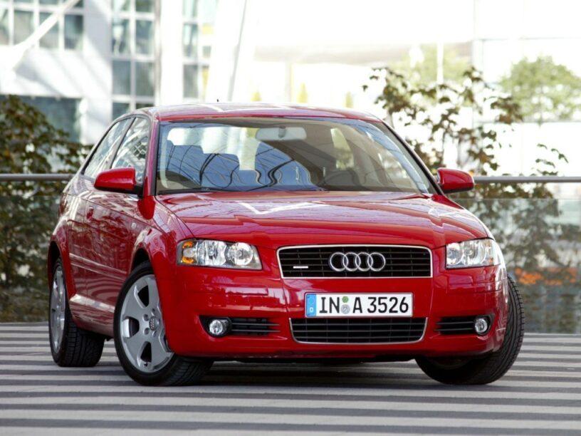 Audi A3 3.2 quattro (8P)