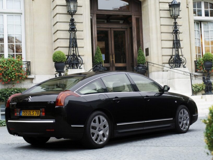 No go: Citroen C6