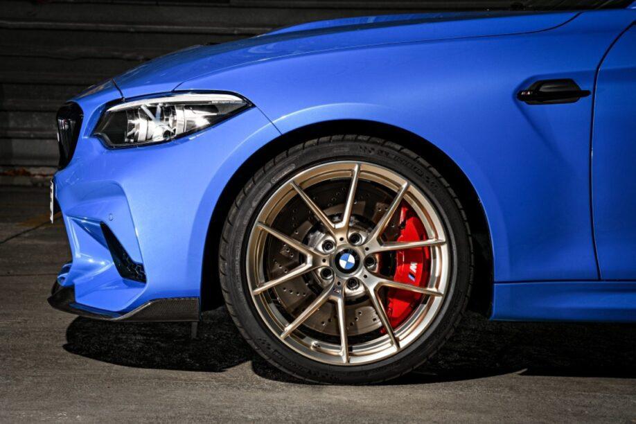 Einde productie BMW M2