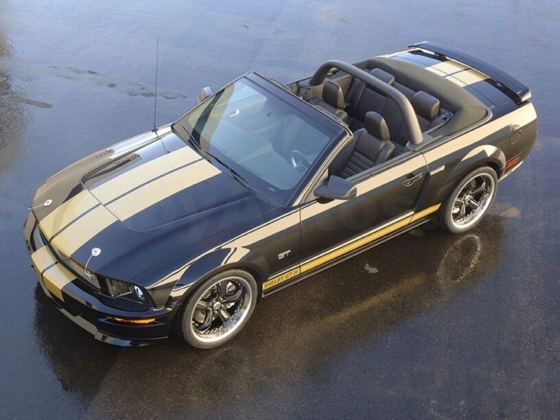 Shelby Mustang GT/H Convertbile
