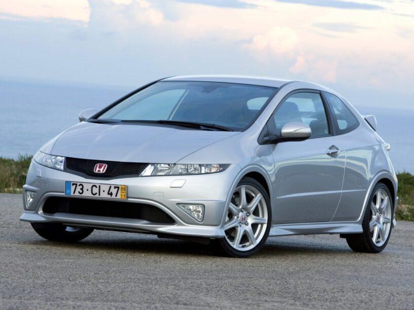 Honda civic Type-R (FN2) '07