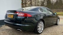 Jaguar XF V8 sleeper