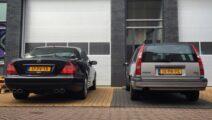 Mercedes en Volvo