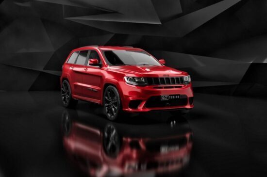 Trackhawk Edition O.CT 1000