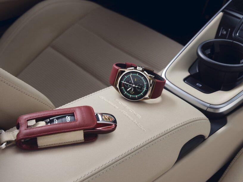 911 Targa 4S Heritage Design Edition Chronograph