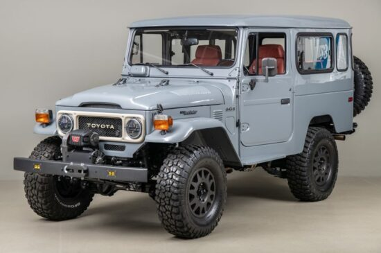 Toyota Land Cruiser FJ40 occasion