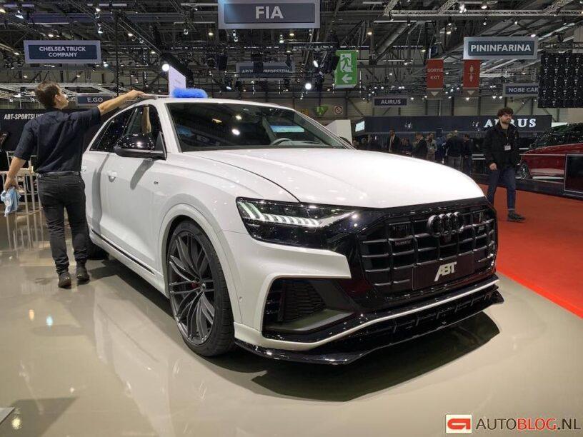 Waarom de Autosalon van Genève 2021 niet doorgaat