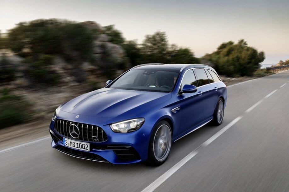 nieuwe Mercedes-AMG E63 4MATIC+ estate