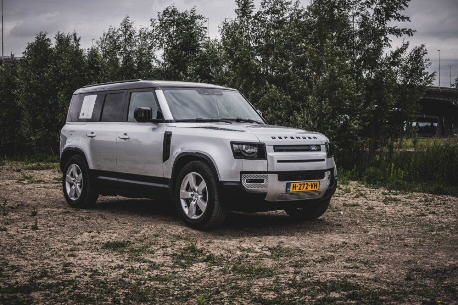 Land Rover Defender rijtest